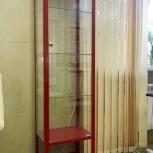 Стеллаж стеклянный, Новосибирск