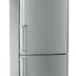 2 х метровый, стальной красавец hotpoint ariston холодильник, Новосибирск