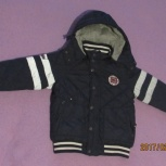 Продам осенне-весеннюю курточку на мальчика 5-6 лет, Новосибирск