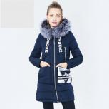Фирменное модное зимнее пальто 42-50 размер, Новосибирск