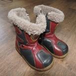 Продам детские сапожки, Новосибирск