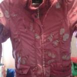 продам комплект куртка штаны осень весна на девочку, Новосибирск