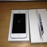 продам iPhone 5 16Gb, Новосибирск