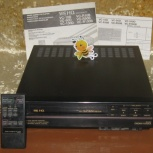 Пишущий видеоплеер Crony-Yugra VC-10D VHS комплект, Новосибирск