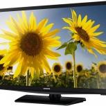 ТВ 28'' (71см) Samsung UE28H4000AK LED 100Hz HD DVB-T2, Новосибирск