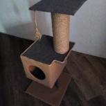 Домик для кошки. Комплекс для кота, Новосибирск