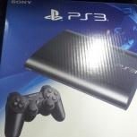 Sony PlayStation 3 Super Slim 500Gb CECH-4308С, Новосибирск
