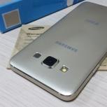 смартфон Samsung Galaxy A3 A300F/DS, 16Gb, Золотистый, Новосибирск