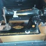 Швейная машинка Подольск, Новосибирск