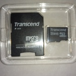 Продам карту памяти 32 Гб MicroSD, Новосибирск
