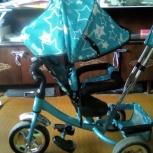 Продам детский новый 3х колёсный велосипед, Новосибирск