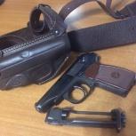 Продам Пневмонический Пистолет МР-654К, Новосибирск