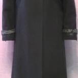 Пальто женское демисезонное, р.50-52, б/у, Новосибирск