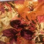 Ткань на блузку вискоза трикотаж, Новосибирск