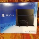 Sony PlayStation 4 500Gb, Новосибирск