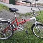 Скоростной велосипед FORWARD складной, Новосибирск