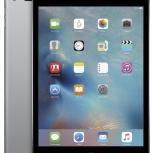 Новый Apple iPad mini 4 32Gb Wi-Fi Cellular Space Gray, Новосибирск