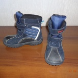 "Ботинки ""Зебра"", Новосибирск"