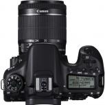 Зеркальная камера canon 70d kit 18-55mm is stm новая, Новосибирск