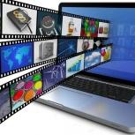 Оцифровка видеокассет, видеомонтаж, тиражирование DVD, Новосибирск