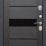 """Дверь входная """"Троя 8,5 см Тёмный кипарис"""", Новосибирск"""