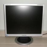 """Монитор Samsung 713N 17"""" (43см) LCD, Новосибирск"""