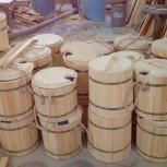 Изготовление деревянной мебели.Бондарных изделий., Новосибирск