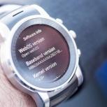 Куплю LG Smartwatch, Новосибирск