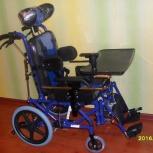 Кресло-коляска  для детей  больных ДЦП, Новосибирск