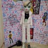 Продам куклу Monster High Френки Штейн, Новосибирск