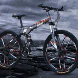 Велосипед на литых дисках Youma sport GTB 2.0, Новосибирск