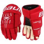 Новые юниорские хоккейные перчатки Bauer Nexus 400, Новосибирск