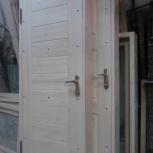 Двери деревянные производство,входные 70мм теплые и межкомнатные 40мм, Новосибирск