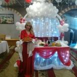 украшение шарами вашего мероприятия, Новосибирск