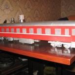 Макеты железнодорожного транспорта в масштабе, Новосибирск