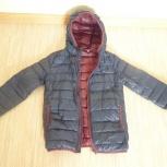 """Куртка демисезонная """"Легкий пух"""", размер 122, Новосибирск"""