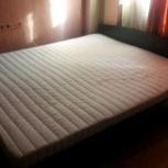 Двуспальная кровать, Новосибирск