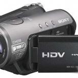 """Продам видеокамеру Sony """"Handycam HDR-HC3E"""", Новосибирск"""