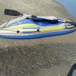 Надувная лодка (каяк), Новосибирск