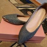 Продам  туфли- балетки, Новосибирск
