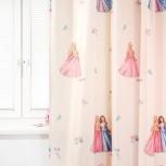Продам шторы и тюль Барби, Новосибирск