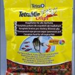 TetraMin Pro Crisps чипсы для рыб, Новосибирск
