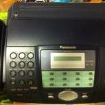 Факс продам panasonic kx-ft902, Новосибирск