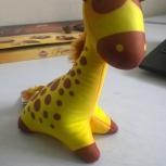 Продам игрушку анти-стресс жираф, Новосибирск