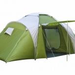 Прокат палаток и другого туристического снаряжения, Новосибирск