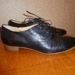 Ботинки новые VITACCI, нат.кожа р.41, Новосибирск