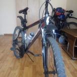 """Велосипед горный """"19 в отличном состоянии, Новосибирск"""