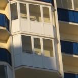 Окна, остекление балкона и коттеджа от производ-ля, Новосибирск