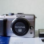 Фотоаппарат Olympus E-PL1 Body  с бонусом, Новосибирск