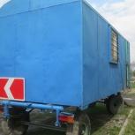 Вагончик на колесах б/у, Новосибирск